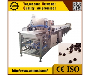 1200 Chocolate Drop Depositing Machine, Professional chocolate factory machines china