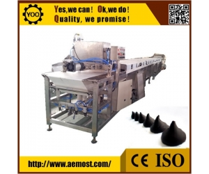 600 automatic chocolate chip depositor, chocolate depositor company china