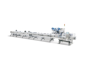 Automatic Horizontal Pillow Food Packaging Machine