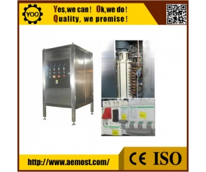 D0964 Factory price continuous easy temper chocolate machine for sale