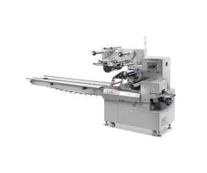High Speed Bread Pillow Packaging Machine /Biscuits Packing Machine