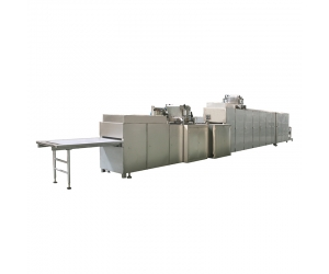 Industry-leading Manufacturer Servo Driven Chocolate Moulding Machine Price Affordable Toy Chocolate Making Machine