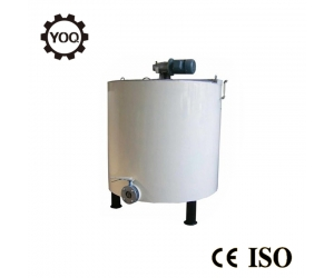 Z0281 Stainless Steel Automatic Big Capacity Holding Tank For Chocolate Processing