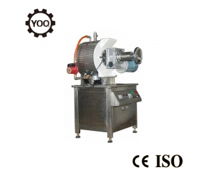 automatic double jacketed chocolate conche refiner making machine