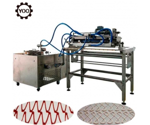 chocolate decorating machine wholesales, automatic chocolate decorating machine