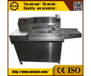 chocolate enrober for sale, small chocolate making machine manufacturer