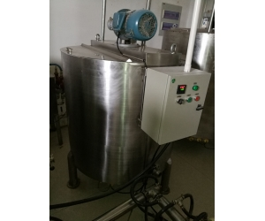 chocolate syrup holding tank for sale, hot chocolate holding tank for factory use