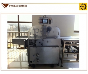 hocolate enrobing line company, automatic chocolate making machine