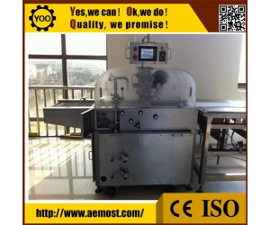 cooling tunnels for chocolate enrobing, small chocolate making machine manufacturer