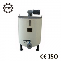 La fábrica de China 100L chocolate holding tank/chocolate mixer machine