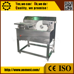 China Automatic Chocolate Making Machine Manufacturers, chocolate equipment supplier china factory