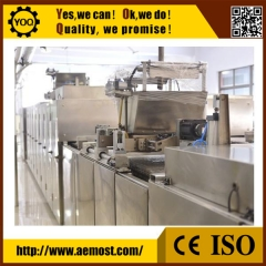 China China bar production line wholesales, chocolate cooling tunnel company factory