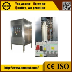 China D0964 Factory price continuous easy temper chocolate machine for sale fábrica