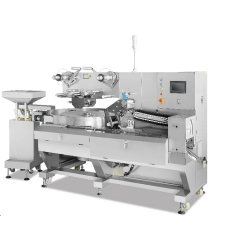China Coretamp Automatic Pillow Flow Packing Machine For Food/Daily Applicances/Hardware factory