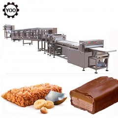 China Wholesale Snicker production line, automatic snack snicker bar forming line factory