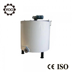 La fábrica de China Z0281 Stainless Steel Automatic Big Capacity Holding Tank For Chocolate Processing