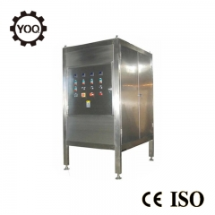 China ZO173 12 month warranty small chocolate tempering machine fábrica