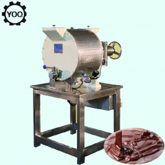 China automatic chocolate conche refiner machine, automatic chocolate conching machinery factory