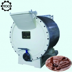 China automatic chocolate conching machinery, small chocolate making machine manufacturer factory