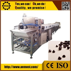 China automatic chocolate depositor machine, automatic chocolate equipment factory
