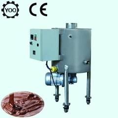 China automatic chocolate equipment, chocolate holding tank supplier china factory