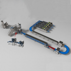 China custom snickers making machine, automatic snack snicker bar forming line factory