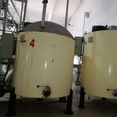 China new design chocolate holding tank, automatic chocolate holding tank factory