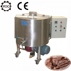 China double water jacket chocolate holding tank chocolate storage machine with CE certificate factory