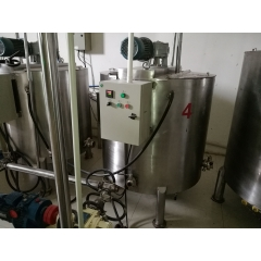 China stainless steel chocolate holding tank, hot sale chocolate holding tank factory