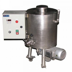 China stainless steel chocolate syrup holding tank, professional chocolate holding tank factory